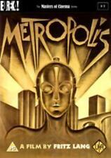 METROPOLIS DVD - 2 DISC SET - NEW / SEALED DVD - UK STOCK