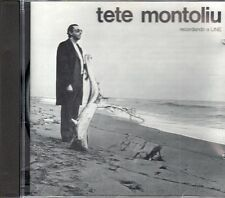 Tete Montoliu Recordando A Line   BRAND NEW SEALED  CD