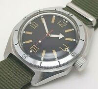 New Bezel for 300m 30 ATM 20 ATM 2209 and for all Vostok Amphibian USSR Russian
