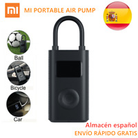Xiaomi MI Portable Air Pump Compresor Digital Eléctrico Portátil Micro-USB
