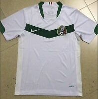 2006 Mexico Away Retro Soccer Jersey