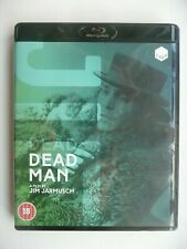 Dead Man (Blu-ray, 2015) Jim Jarmusch, Johnny Depp, Lance Henriksen
