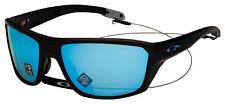 Oakley Split Shot Sunglasses OO9416-0664 Mtte Black | Prizm Deep Water Polarized