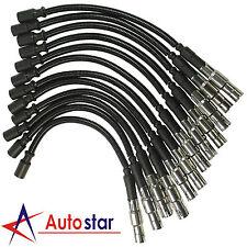 Spark Plug Ignition Wire Set For 98-06 Mercedes Benz C E-Class ML SLK 320 350