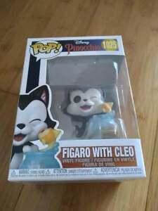 Funko Pop Disney Pinocchio Figaro with Cleo #1025