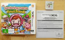 Gardening Mama Forest Friends - Nintendo 3DS / 2DS game - Age 3+ PAL