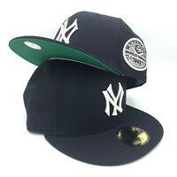 New York Yankees World Series 1943 59FIFTY New Era MLB Fitted Cap Green Bottom