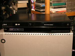 LG DVD-Recorder/VHS Player Kombi RCT-699H Pal+CD/DivX Playback HDMI/USB FB/BDA