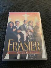 Frasier - The Complete Third Season (DVD, 2004, 4-Disc Set) NEW SEALED