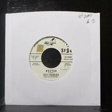 """Ray Charles - Busted / Making Believe 7"""" VG+ Promo Vinyl 45-10481 USA 1963"""