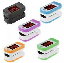 2020 Saturimetro Ossimetro Pulsossimetro da dito con display a colori