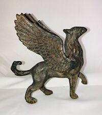 Metal Gryphin Figurine
