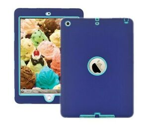 iPad 9.7 6th Generation 2018 Shockproof Silicone Case For A1893 A1954