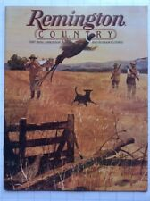 #10094 Prospekt REMINGTON Country 1987 USA