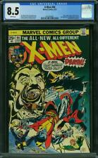 X-MEN #94 CGC 8.5 WHITE PAGES 1ST NEW X-MEN  IN TITLE #0353050001
