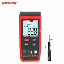 NKTECH NK306A Digital Infrared Thermometer -35-300℃ Laser Temperature IR Meters