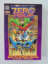 JLA-la nueva liga de la justicia, banda especial 3. Zero hour. DC/Dino comic.