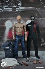 1/6 Scale POP Toys Death Race Driver - Frankenstein figure MIB in Hand