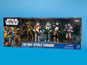 Star Wars Republic Commando Delta Squad