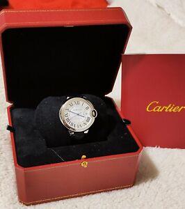 Cartier Ballon Bleu 42mm Men's