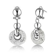 18k Gold Plated New Mesh Drop Dangle Earrings Crystal Earrings Jewelry Gift E401
