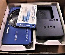 SONY Cyber-Shot DSC-W690 Black 16.1MP 10x Optical Zoom ~ New!