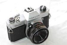 appareil photo Topcon Unirex + tokyo kogaku UV Topcor 1:2.8  50 mm