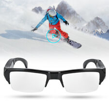 New Mini 1920x1080 HD Camera Flat Lens Glasses Video Recorder Peer-to-Peer WIFI