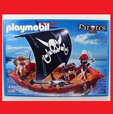 PLAYMOBIL 5298 Totenkopfsegler Piratenschiff Kanonensegler Piraten-Kampfschiff