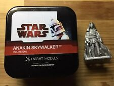Knight Models Star Wars Miniatures Anakin Skywalker 70mm RARE OOP