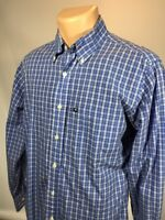 Brooks Brothers Shirt Size M Slim Fit Long Sleeve Button Front