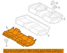 AUDI OEM 15-18 A3 Rear Seat-Cushion Frame 5Q0885305C