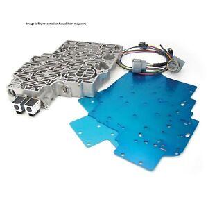 TCI 274501 TransBrake Valve Body, Full Manual Cast Chevy, 4L80E, Reverse Pattern