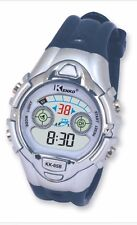 Kenko KK-65B Sports Watch With Blue Band New In Box