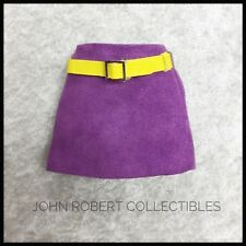 Integrity Toys Poppy Parker Where It'S At Purple Skirt And Yellow Belt