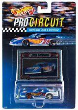 Hot Wheels Pro Circuit 1/64 Jack Baldwin #25 Duracell New On Card 1992