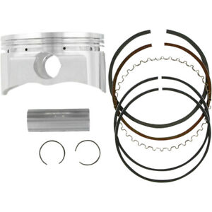 Piston Ring Set For 2001 Honda XR650L Offroad Motorcycle Pro X 02.5594.000
