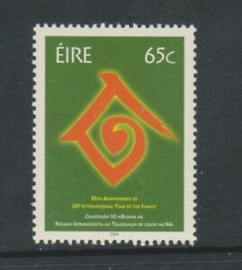 Ireland - 2004, UN International Year of the Family stamp - MNH - SG 1651