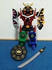 Power Rangers Samurai sentai DX SHINKEN-OH ORIGAMI  Megazord Figure Japan Bandai