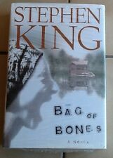 NEW: Bag of Bones by Stephen King - Hardcover with Dust Jacket