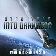 Star Trek Into Darkness, New Music