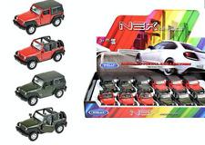 Jeep Wrangler Rubicon Coche a escala auto Producto de licencia 1 :3 4-1 :3 9