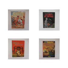 4 livres UNE JOURNEE DU ROI SOLEIL HISTOIRES MERVEILLEUSES … 1950-1997