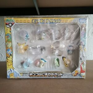 Pokemon Pocket Monster Collection Full Figure Set Takara Tomy Rare New Sealed