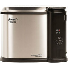 Masterbuilt Electric 20 lb Turkey Fryer Butterball XL 1650W , Stainless Steel