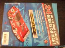 ** Les plus belles voitures des 24h du Mans n°25 Rondeau M379 B / Rolf Stommelen