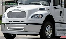For 2003-2018 Freightliner M2 106 Polished Stainless Steel Grille