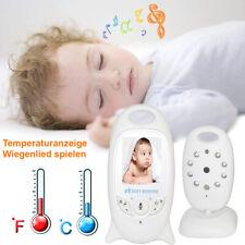 Digital Wireless Babyphone mit Kamera Farbe Video Monitor Nachtsicht Babypflege1