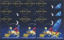 EUROPA CEPT 2009 ASTRONOMIE - KOSOVO 10 x BLOCK 11 ** - MICHEL: 100,00