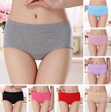 Women's Lady Girls Cotton Panties Boxers Briefs Knickers Underpants Underwear